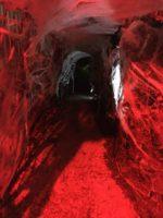 Spider passageway.